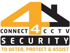 Connect 4 Security CCTV